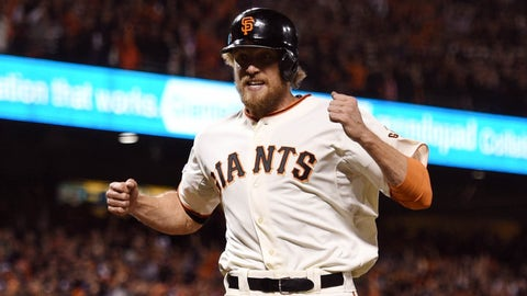 May 16 - Hunter Pence returns from DL