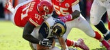 Rams give up 34 straight in 34-7 loss to Chiefs