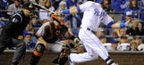 2014 Royals grades: Position players enjoy October boost