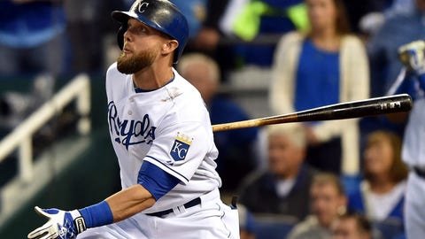 Alex Gordon: B+