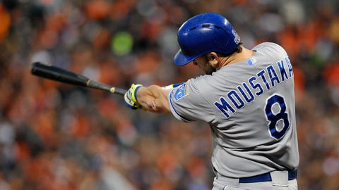 Mike Moustakas: B-