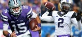 No. 9 K-State, No. 6 TCU battle to stay in mix for College Football Playoff