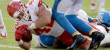 Chiefs sign fullback Sherman to extension