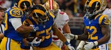 Upset-minded Rams ride rejuvenated defense into Arizona