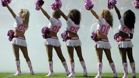 Chiefs Cheerleaders
