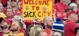 Kansas City Chiefs Fans — 2014