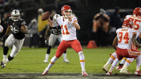 Denver Broncos at Kansas City Chiefs