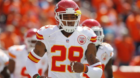 Eric Berry on his emotional return to Atlanta