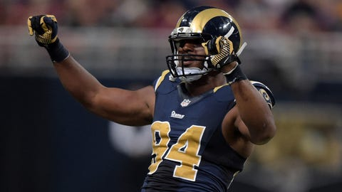 Defensive end: Robert Quinn, St. Louis Rams