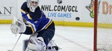 Allen answers the call in unexpected return as Blues rally