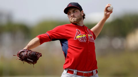 Kevin Siegrist - Reliever