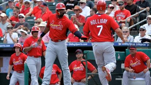 St. Louis Cardinals spring training opener