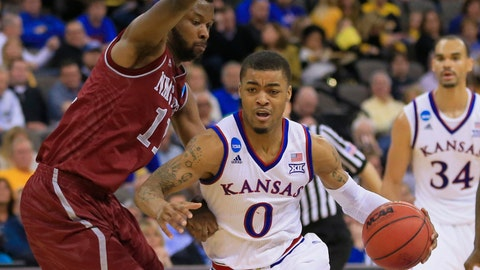 The most surprising breakout player is Kansas point guard Frank Mason.