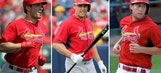 Numbers game: Cardinals have room on the bench for two