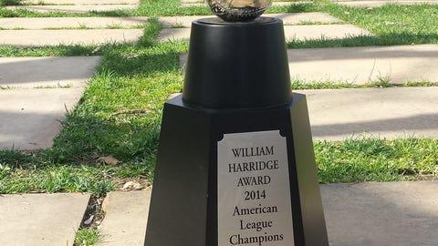 2014 American League Champions Trophy