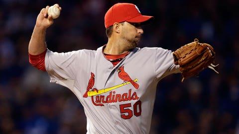 9. Adam Wainwright, Pitcher