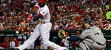 Cards lose third outfielder as Heyward leaves with hamstring tightness
