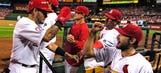 Wacha has seven strong innings, Cardinals shut down Reds