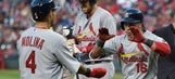 Wong feels right: Second baseman ignites St. Louis offense