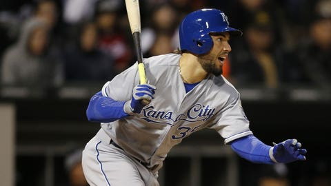 Royals 3, White Sox 2 (13 innings)
