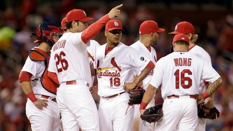 Cubs at Cardinals