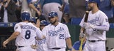 Royals' middle of the order is among baseball's best