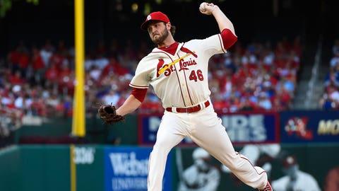 Royals at Cardinals