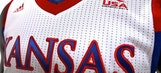 KU's Team USA jerseys for World University Games are on point