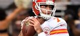 Chiefs' backup QBs Murray, Bray and Hogan are set to compete