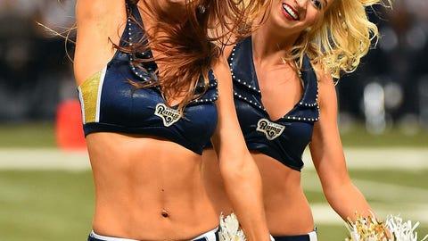2015 NFL Cheerleaders
