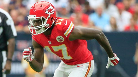 Chris Conley, WR, Chiefs