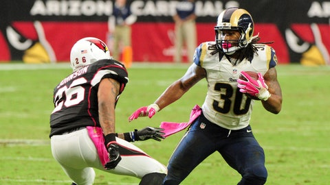 Not getting anything out of Todd Gurley