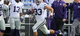 K-State's Burns earns Big 12 nod as top special teams player