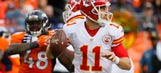 Think hard: When was the last time Alex Smith threw an interception?