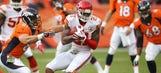 Chiefs terrorize Manning, crush Broncos in Denver 29-13