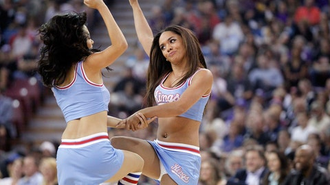 2015-16 NBA Cheerleaders