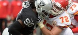 Chiefs exercise option on LT Eric Fisher