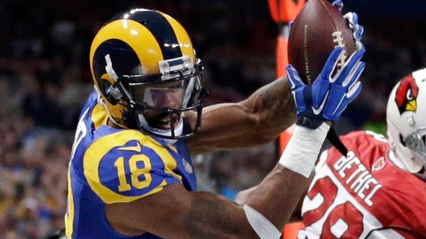 WR Kenny Britt to the Browns: C+