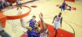 Ellis plays 'the best he's been,' KU beats San Diego State 70-57