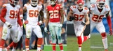 Chiefs have five players selected for Pro Bowl