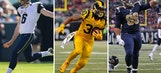 Rams' Hekker, Gurley and Donald selected for Pro Bowl