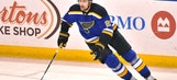 Blues look to keep offense rolling with Carolina in town