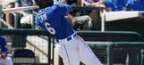 Royals get homers from Cain, Gordon and Snider in 9-3 win over White Sox