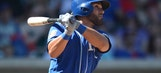 Fuentes drives in two runs as Royals beat A's 5-2