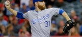 Kennedy takes the hill as Royals look for a split with Yankees