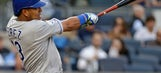 Salvy's three-run blast helps Royals trump Yankees 7-3
