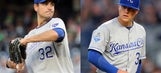 Royals place Young, Medlen on DL, recall two pitchers from Omaha