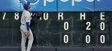 Royals drop road trip finale to Yankees 7-3