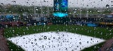 Royals-Red Sox game Monday rained out
