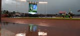 Royals, White Sox stopped by Mother Nature on Thursday